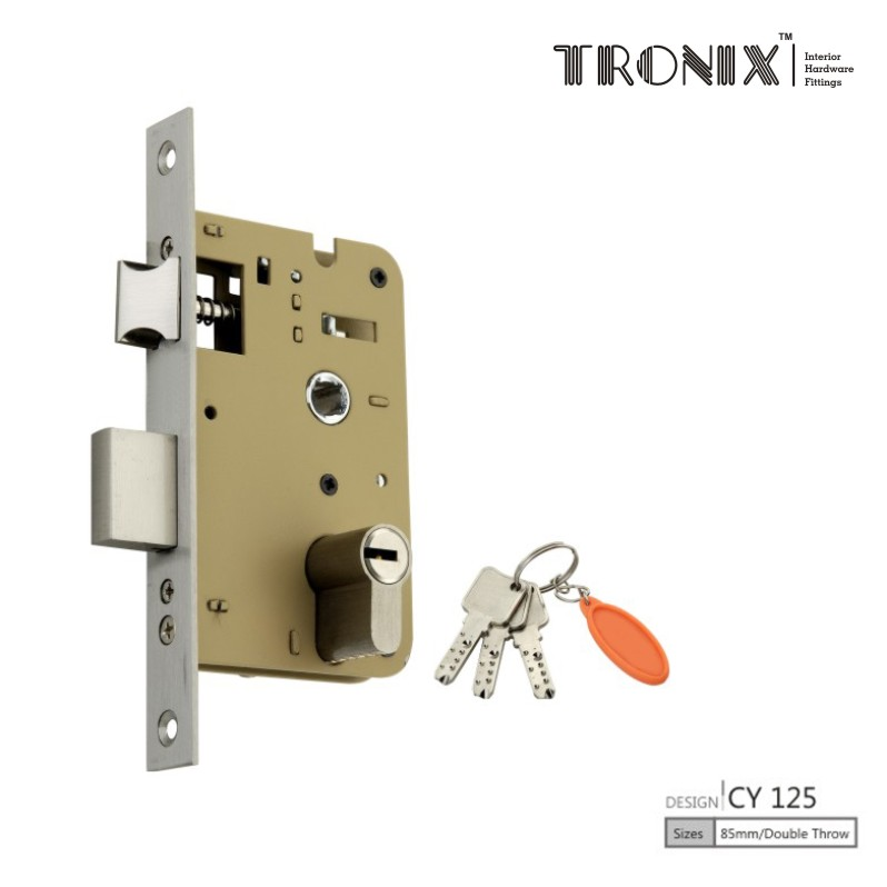 Tronix Mortice Lock CY – 125