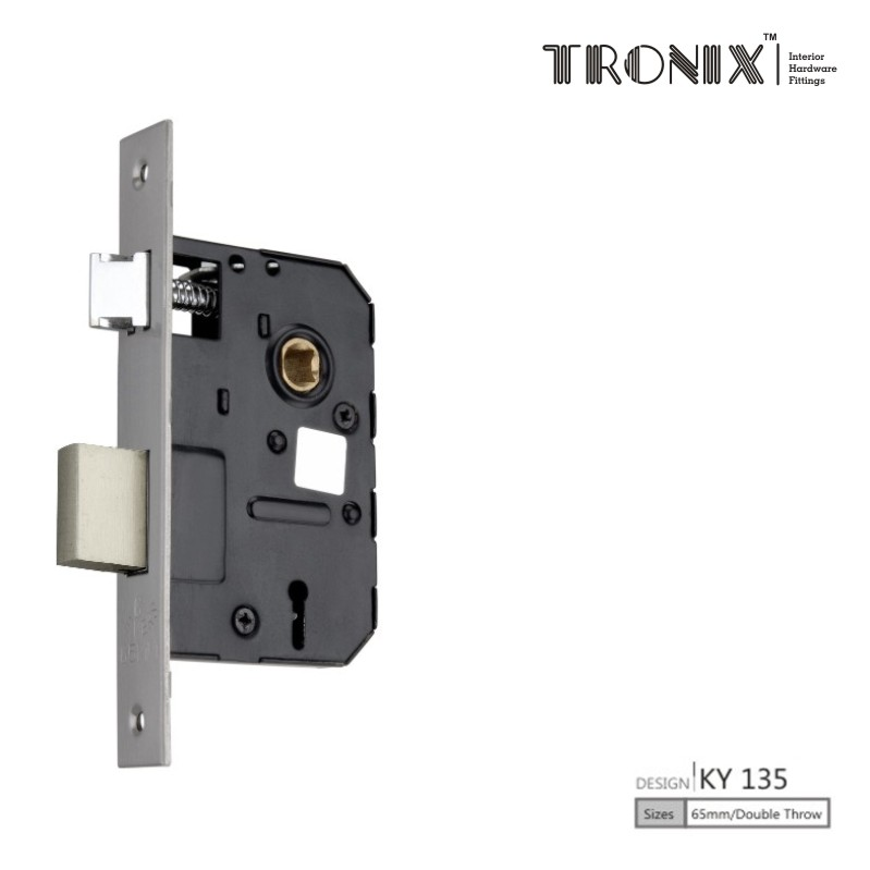 Tronix Mortice Lock KY – 135