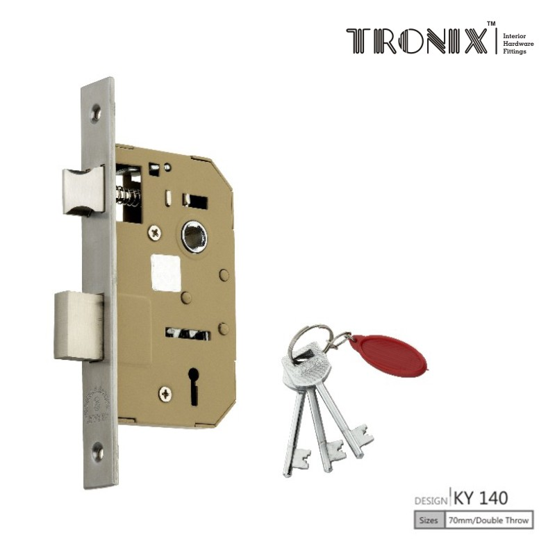 Tronix Mortice Lock KY – 140