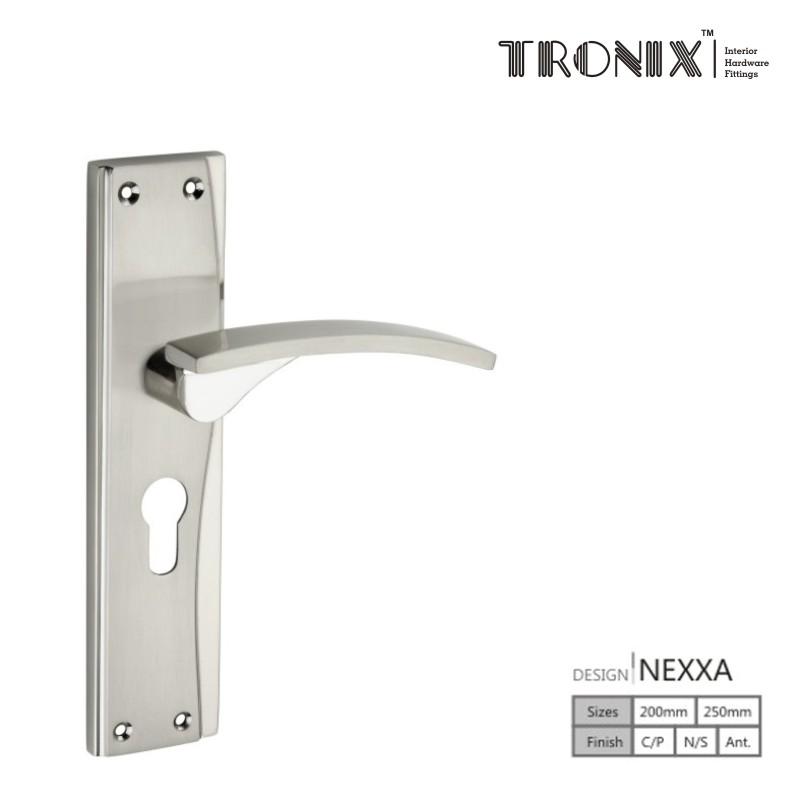 Tronix Mortice Handles Nexxa