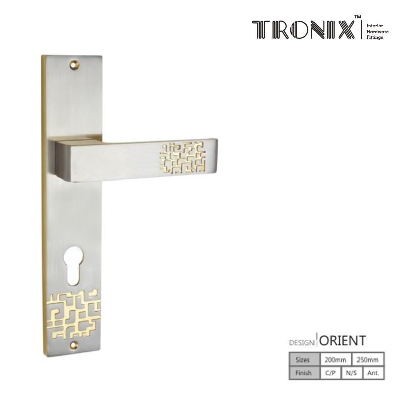 Tronix Mortice Handles Orient