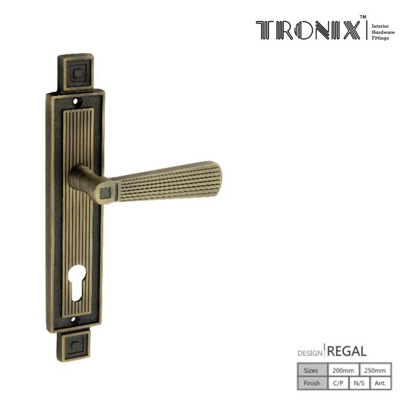 Tronix Mortice Handles Regal