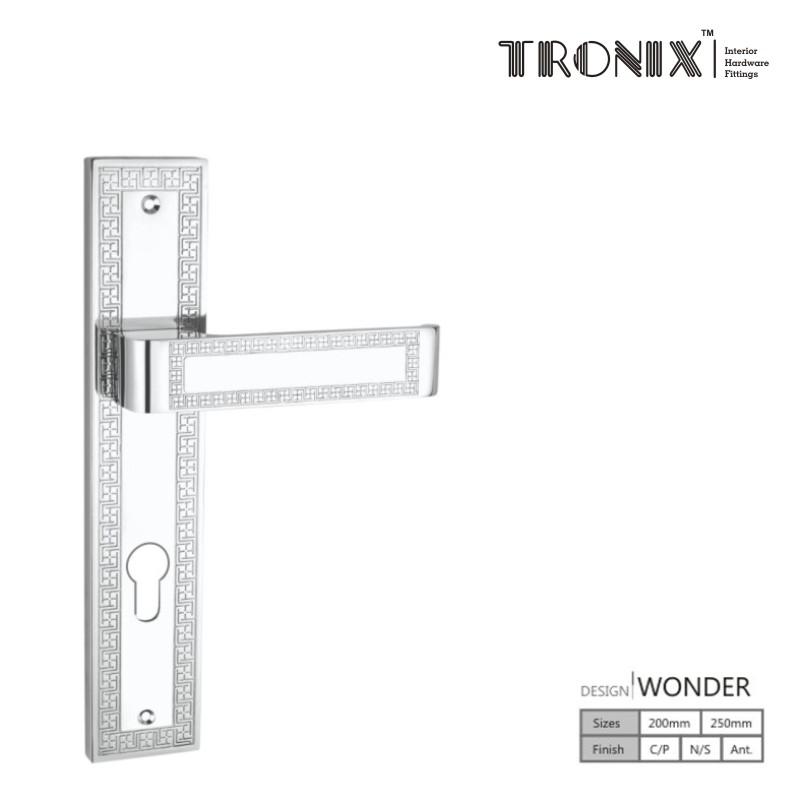 Tronix Mortice Handles Wonder